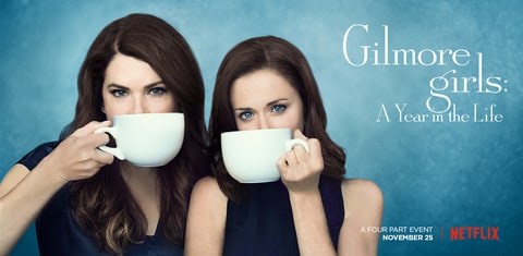 Gilmore Girls a year in a life